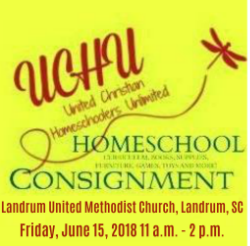 UCHU Consignment sale 2018-2